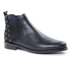Pintodiblu 80370 Noir : chaussures dans la même tendance femme (boots-chelsea noir) et disponibles à la vente en ligne
