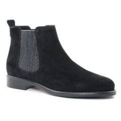 boots-chelsea noir: même style de chaussures en ligne pour femmes que les Scarlatine