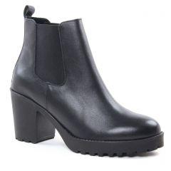 boots-chelsea noir: même style de chaussures en ligne pour femmes que les Axell