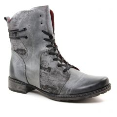 Chaussures femme hiver 2018 - boots Remonte gris