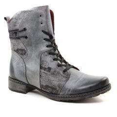 boots gris: même style de chaussures en ligne pour femmes que les Remonte