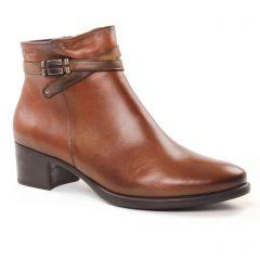 boots-jodhpur marron: même style de chaussures en ligne pour femmes que les Dorking