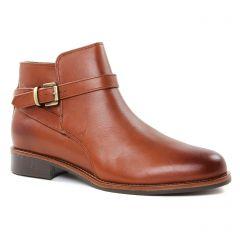 boots-jodhpur marron: même style de chaussures en ligne pour femmes que les Marco Tozzi