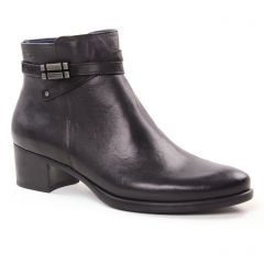 boots-jodhpur noir: même style de chaussures en ligne pour femmes que les Pintodiblu