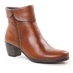Chaussures femme hiver 2018 - boots Dorking marron