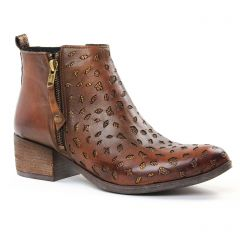 Chaussures femme hiver 2018 - boots Scarlatine marron