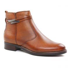 Tamaris 25008 Nut : chaussures dans la même tendance femme (boots marron) et disponibles à la vente en ligne