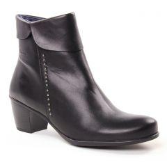 Dorking D7580 Negro : chaussures dans la même tendance femme (boots noir) et disponibles à la vente en ligne
