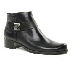 boots noir: même style de chaussures en ligne pour femmes que les Pikolinos
