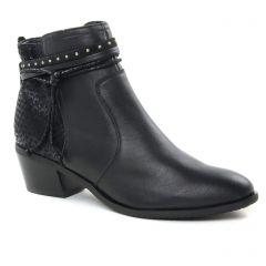 Fugitive Sobey Nappa Noir : chaussures dans la même tendance femme (boots noir) et disponibles à la vente en ligne