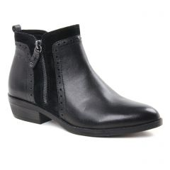 Marco Tozzi 25393 Black : chaussures dans la même tendance femme (boots noir) et disponibles à la vente en ligne