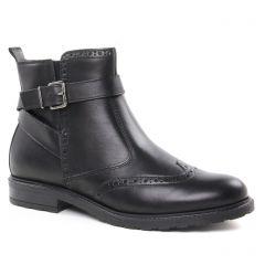 boots-jodhpur noir: même style de chaussures en ligne pour femmes que les Rieker