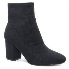 Chaussures femme hiver 2018 - boots talon Gioseppo noir