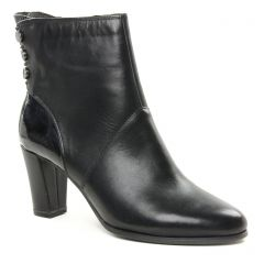 Tamaris 25003 Black : chaussures dans la même tendance femme (boots-talon noir) et disponibles à la vente en ligne
