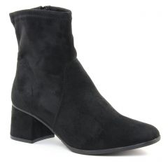 Tamaris 25945 Black : chaussures dans la même tendance femme (boots-talon noir) et disponibles à la vente en ligne