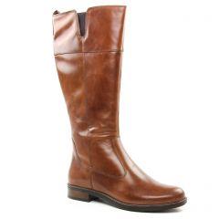 Tamaris 25542 Cuoio : chaussures dans la même tendance femme (bottes-cavalieres marron) et disponibles à la vente en ligne