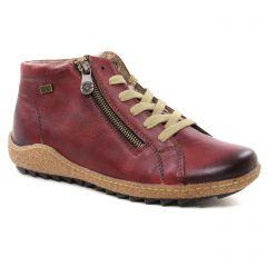 baskets-mode bordeaux: même style de chaussures en ligne pour femmes que les Geox