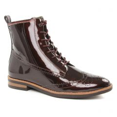 Tamaris 25119 Marron : chaussures dans la même tendance femme (bottines-a-lacets marron) et disponibles à la vente en ligne