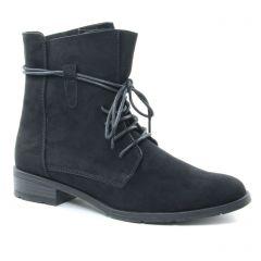 Marco Tozzi 25112 Black : chaussures dans la même tendance femme (bottines-a-lacets noir) et disponibles à la vente en ligne