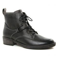 bottines-a-lacets noir: même style de chaussures en ligne pour femmes que les Mamzelle