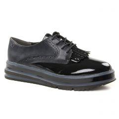 derbys-talons-compenses noir: même style de chaussures en ligne pour femmes que les Dorking