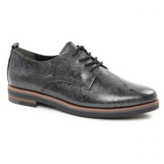 derbys gris: même style de chaussures en ligne pour femmes que les Marco Tozzi