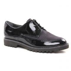 Tamaris 23206 Black : chaussures dans la même tendance femme (derbys noir) et disponibles à la vente en ligne