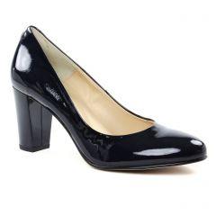 escarpins bleu marine: même style de chaussures en ligne pour femmes que les Perlato
