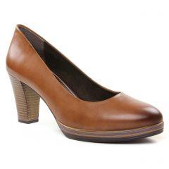 escarpins marron: même style de chaussures en ligne pour femmes que les Marco Tozzi
