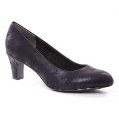 escarpins noir metal: même style de chaussures en ligne pour femmes que les Perlato