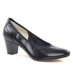 Chaussures femme hiver 2018 - escarpins Perlato noir