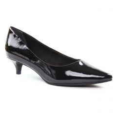 Tamaris 22307 Black Patent : chaussures dans la même tendance femme (escarpins noir vernis) et disponibles à la vente en ligne