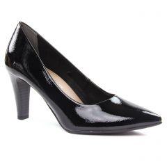 Tamaris 22409 Black Patent : chaussures dans la même tendance femme (escarpins noir vernis) et disponibles à la vente en ligne