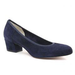 escarpins-trotteur bleu marine: même style de chaussures en ligne pour femmes que les Perlato