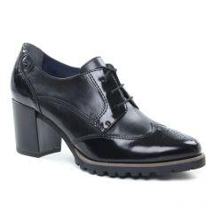 derbys-talon noir: même style de chaussures en ligne pour femmes que les Tamaris