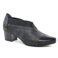 Dorking 7659 Noir : chaussures dans la même tendance femme (low-boots noir) et disponibles à la vente en ligne