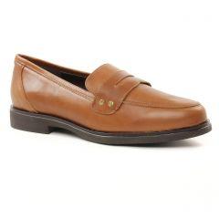 mocassins marron: même style de chaussures en ligne pour femmes que les Maria Jaén