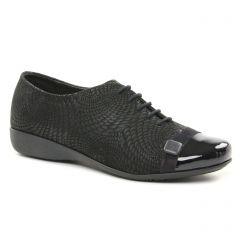 richelieus noir: même style de chaussures en ligne pour femmes que les Hirica