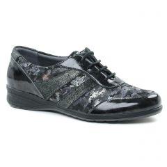 tennis noir: même style de chaussures en ligne pour femmes que les Enval
