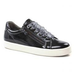 Marco Tozzi 23775 Grey : chaussures dans la même tendance femme (tennis noir argent) et disponibles à la vente en ligne