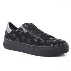 Marco Tozzi 23717 Black : chaussures dans la même tendance femme (tennis noir doré) et disponibles à la vente en ligne