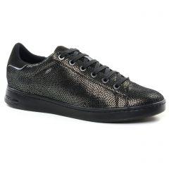 tennis noir: même style de chaussures en ligne pour femmes que les Rieker
