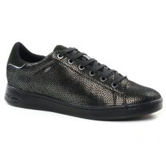 Chaussures femme hiver 2018 - tennis Geox noir