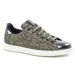Victoria 112558 Kaki : chaussures dans la même tendance femme (tennis vert) et disponibles à la vente en ligne