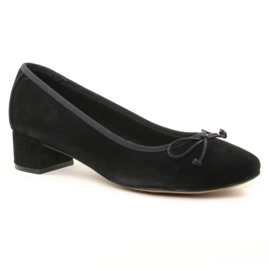 Ballerines Maria Jaen 7622 Negro, vue principale de la chaussure femme