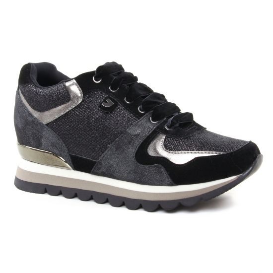 Tennis Et Baskets Mode Gioseppo 46568 Noir, vue principale de la chaussure femme
