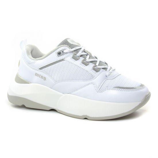 Tennis Et Baskets Mode Mtng 69457 Gris, vue principale de la chaussure femme