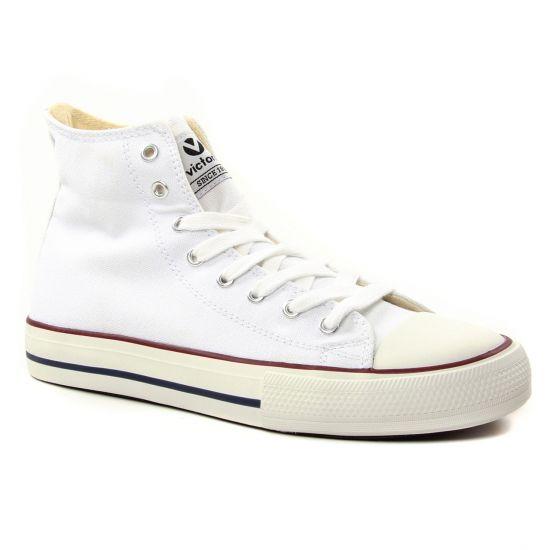 Tennis Et Baskets Mode Victoria 106500 Blanc, vue principale de la chaussure femme