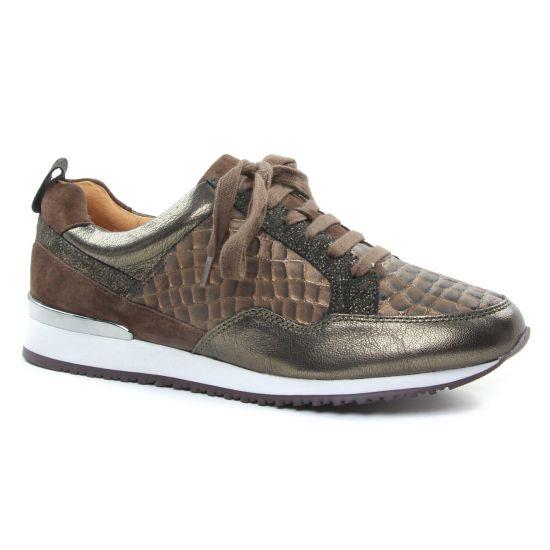 Tennis Et Baskets Mode Caprice 23602 Brown, vue principale de la chaussure femme