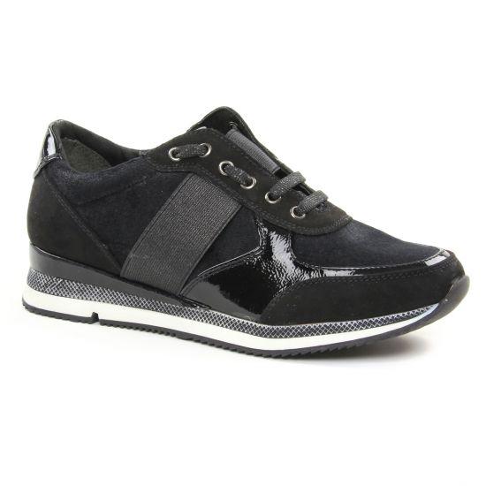 Tennis Et Baskets Mode Marco Tozzi 23711 Black, vue principale de la chaussure femme